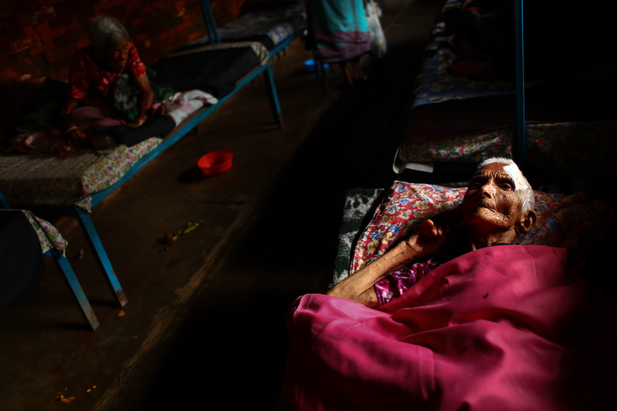 HOME FOR ELDERLY PEOPLE IN NEPAL