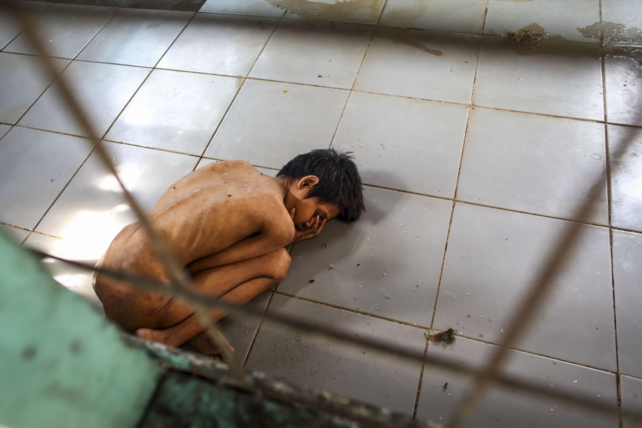 Mental hospital in Indonesia
