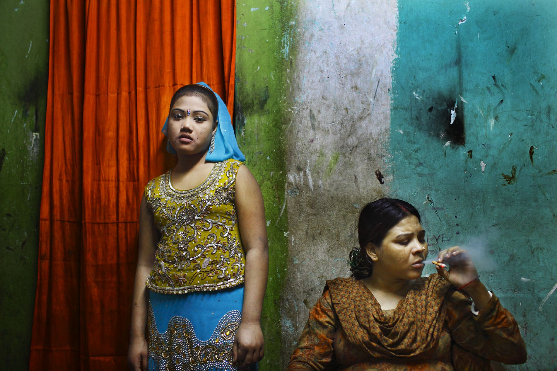 Sex workers in Bangladesh